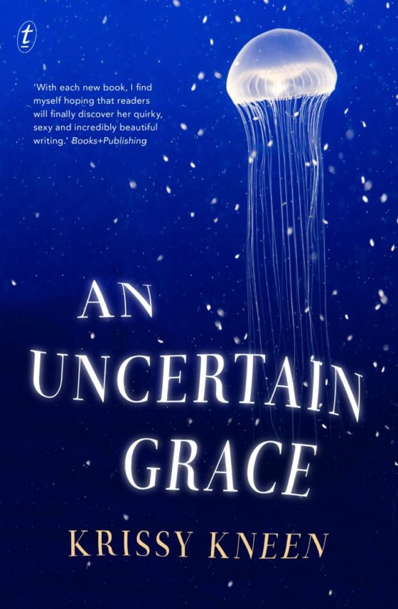 Book Review :An Uncertain Grace by Krissy Kneen