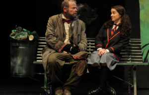 DAVID WALLIAMS' MR STINK COMES TO LIFE ON STAGE FOR THE SCHOOL HOLIDAYS!