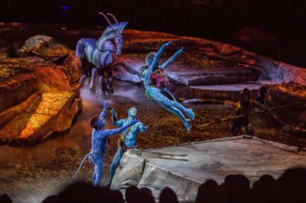 TORUK – The First Flight by Cirque du Soleil