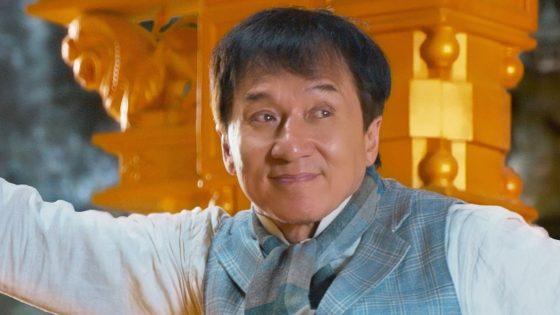 FILM NEWS JACKIE CHAN IN KUNG FU YOGA