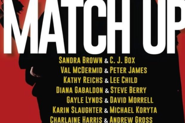 Book Review :Match Up edited by Lee Child