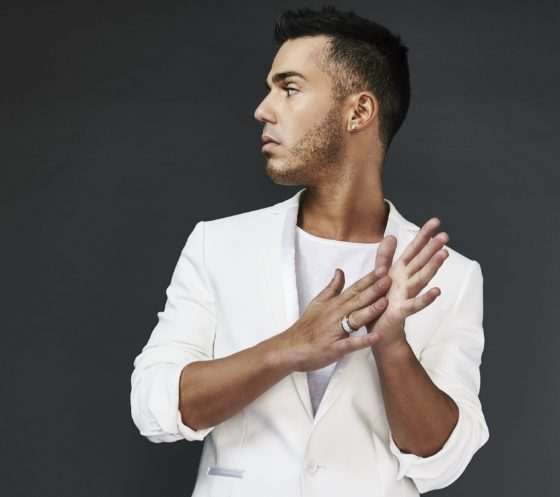 ANTHONY CALLEA TO RELEASE NEW ALBUM