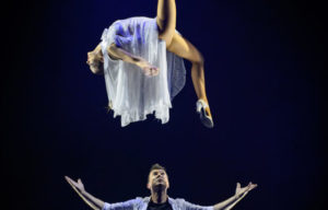 Opening Night OF Michael Boyd's Circus of Illusion Ticks All The Boxes