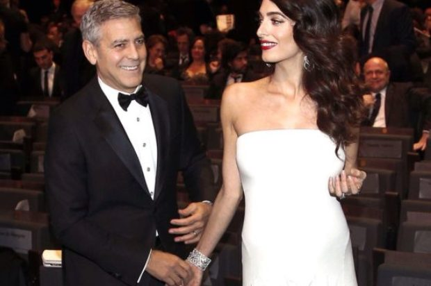 Power Couple Clooney's Twins Have Arrived
