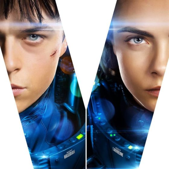 FILM NEWS ON VALERIAN AND THE CITY OF A THOUSAND PLANETS