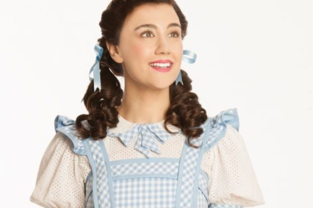 Announcement of Dorothy in the  Wizard Of OZ Australia