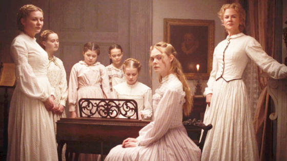 CINEMA RELEASE: THE BEGUILED