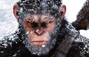 CINEMA RELEASE: WAR FOR THE PLANET OF THE APES