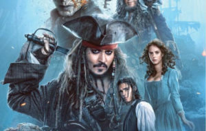 Disney's PIRATES OF THE CARIBBEAN:  DEAD MEN TELL NO TALES DVD COMBO OCT 3RD