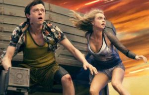 CINEMA RELEASE: VALERIAN AND THE CITY OF A THOUSAND PLANETS