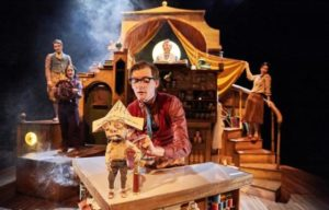 AWARD-WINNING CHILDREN'S SHOW REVEALS WORLD OF IMPOSSIBLY SMALL MAN