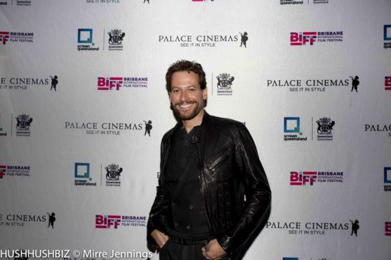 DIRECTOR KRIV STENDERS PREMERE OF FILM AUSTRALIA DAY AT BIFF