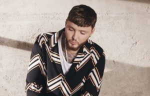 JAMES ARTHUR TODAY RELEASES BRAND NEW SINGLE 'NAKED'