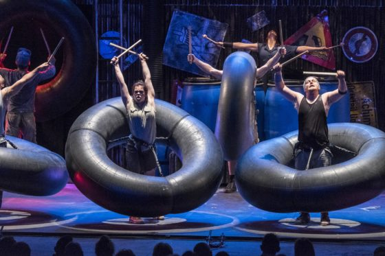 STOMP Returns To The Gold Coast In 2018 – Better Than Ever!