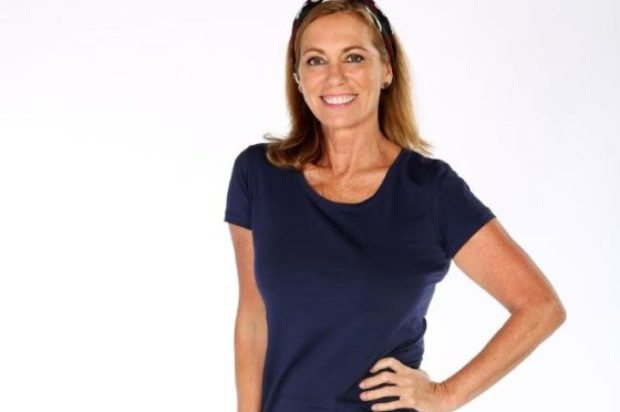 Kerry Armstrong Has The Jungle Fever