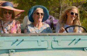 MAMMA MIA! HERE WE GO AGAIN – IN CINEMAS JULY 19