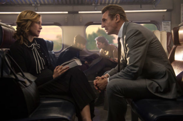 CINEMA REVIEW: THE COMMUTER