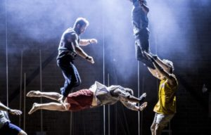 CIRCUS AS YOU'VE NEVER SEEN BEFORE