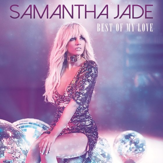 Samantha Jade Announces New Disco-Inspired Album!