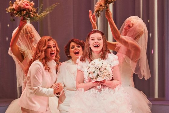 MURIEL'S WEDDING THE MUSICAL TICKETS ON SALE WEDNESDAY FEB 21!
