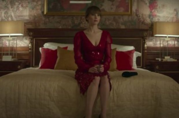 CINEMA REVIEW: RED SPARROW