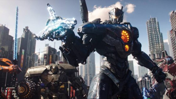 CINEMA REVIEW: PACIFIC RIM: UPRISING