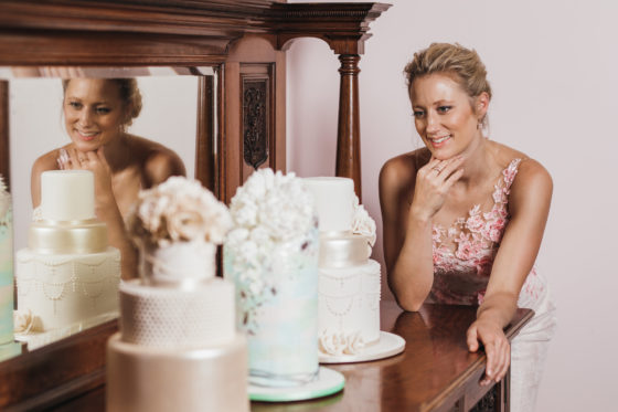 Australia's Best Wedding Cake Designers Announced