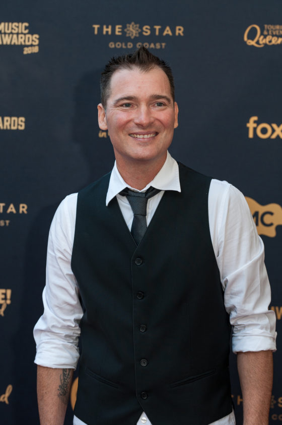 ADAM BRAND TOPS THE COUNTRY MUSIC AWARDS