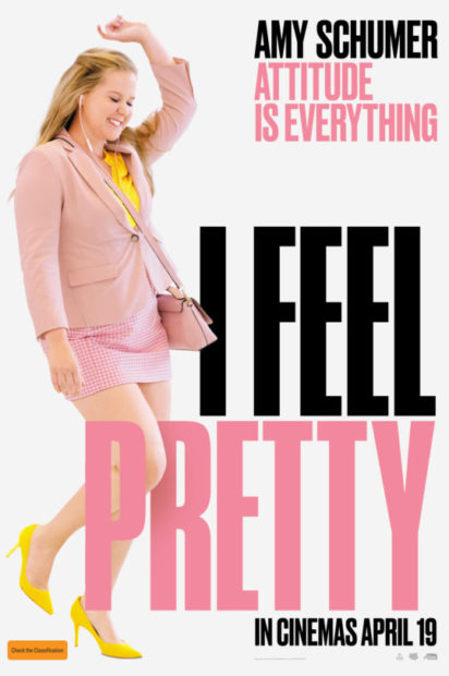 DOUBLE PASSES TO BE WON: I FEEL PRETTY