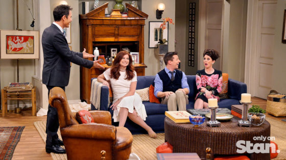 WILL & GRACE EXTENDS ITS  EARLY SEASON THREE RENEWAL