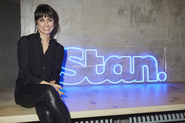 CONSTANCE ZIMMER COMES TO SYDNEY FOR UNREAL