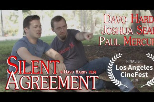 Film Gets New Ground : A Silent Agreement