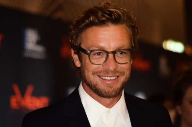 SIMON BAKER IS SET TO TAKE YOUR BREATH AWAY IN HIS NEW FILM