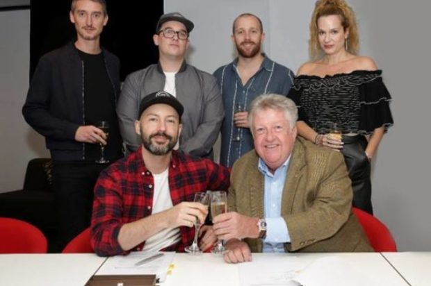 ACCLAIMED AUSTRALIAN PRODUCER AND ARTIST M-PHAZES ANNOUNCES SIGNING TO SONY MUSIC
