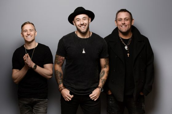 THE WOLFE BROTHERS THROW A MASSIVE PARTY TO CELEBRATE THEIR NEW ALBUM DEBUT AT #9 ON THE ARIA CHART