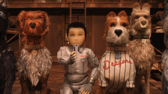 CINEMA REVIEW: ISLE OF DOGS