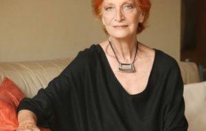 Cornelia Frances dies of cancer aged 77