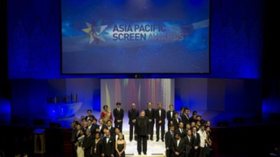 ASIA PACIFIC SCREEN AWARDS ANNOUNCES NEW MUSIC AWARD CATEGORY TO DEBUT IN 2018