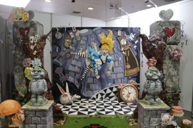 Brisbane Showgrounds Showcase Cakes Of The Winning Kind