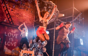 ICONIC MUSICAL RENT OPENS AT QPAC