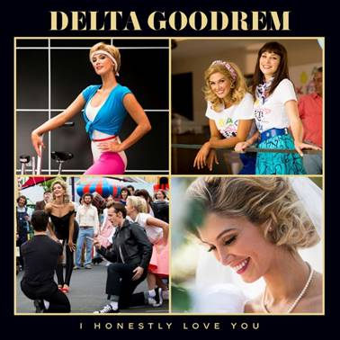 DELTA GOODREM'S NEW ALBUM  I HONESTLY LOVE YOU