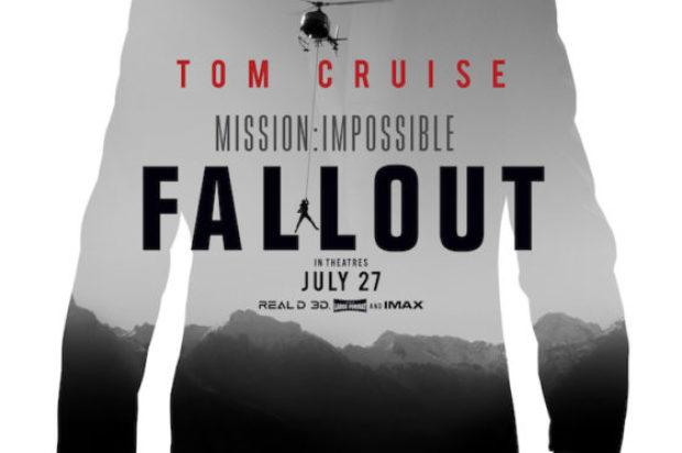 MISSION IMPOSSABLE FALLOUT TRAILER ALERT
