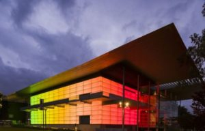 Major James Turrell light installation goes live at GOMA
