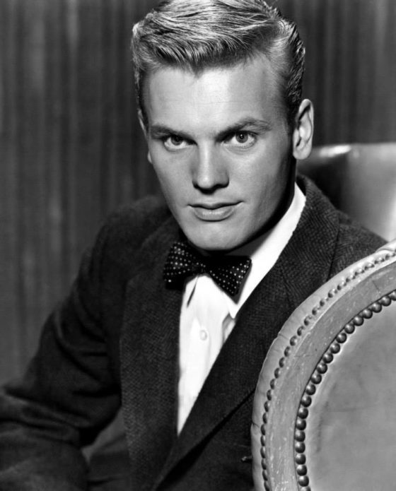 ACTOR TAB HUNTER DIES AT 86