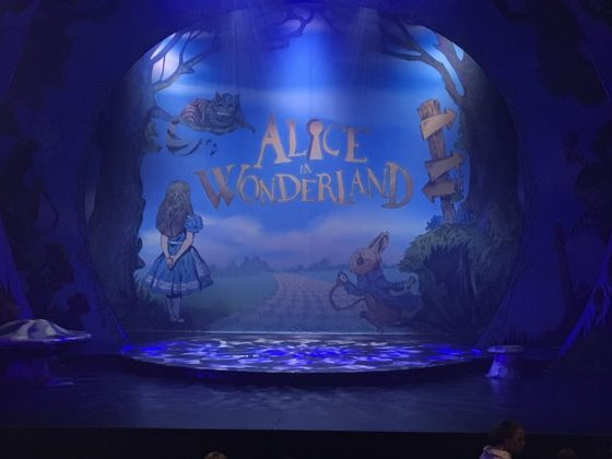 Alice in Wonderland  Is A Delight