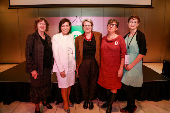 Brisbane Writer's Festival 2018 VIP launch at QLD State Library