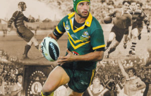 BOOKS  SHELF :The Story of Rugby League