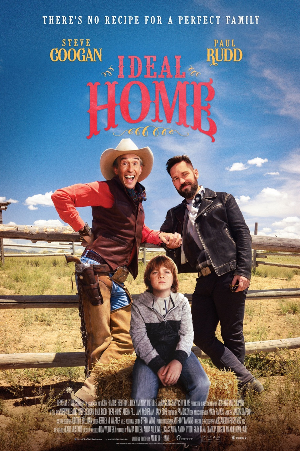 DVD GIVE AWAY COMEDY FILM IDEAL HOME