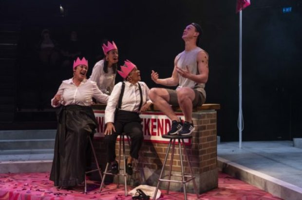 THEATRE REVIEW…. LYSA AND THE FREEBORN DAMES