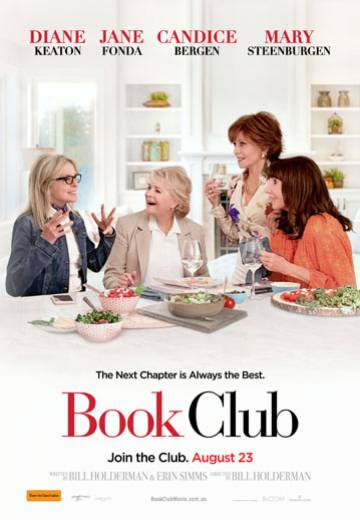 FILM RELEASE REVIEW  ..THE BOOK CLUB.